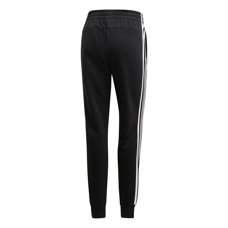adidas Essentials 3 Stripes Damen Trainingshose – Bild 2