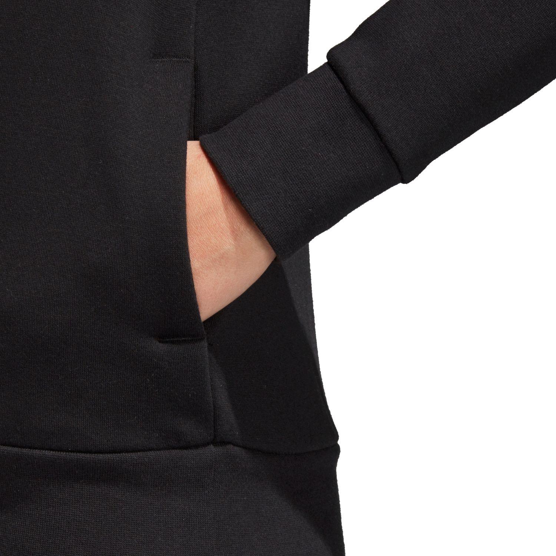 adidas Essentials Linear Overhead Fleece Damen Hoodie – Bild 5