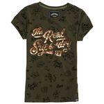 Superdry The Real Doodle Damen T-Shirt