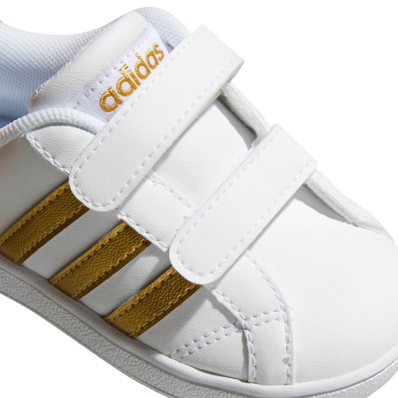 Adidas Baseline Kinder Baby Sneaker – Bild 4