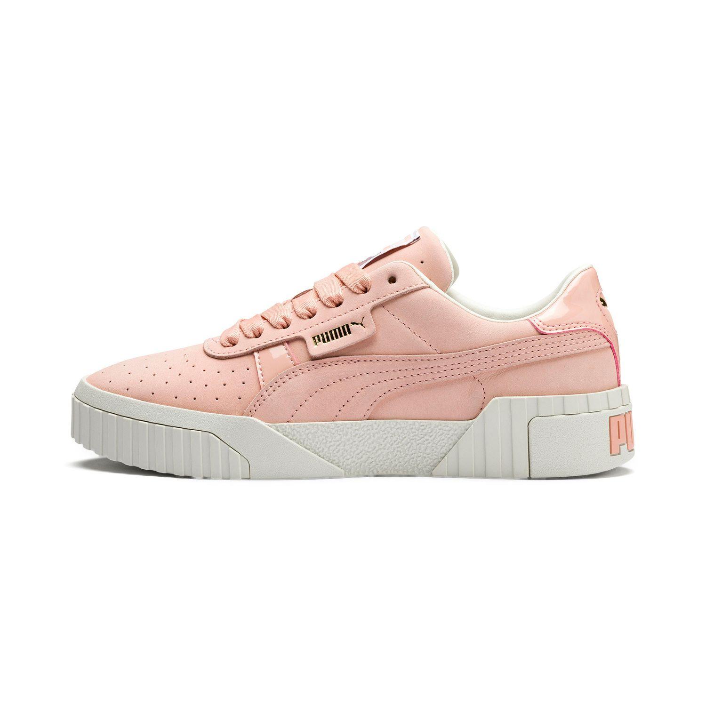 Puma Cali Nubuck Damen Sneaker – Bild 1