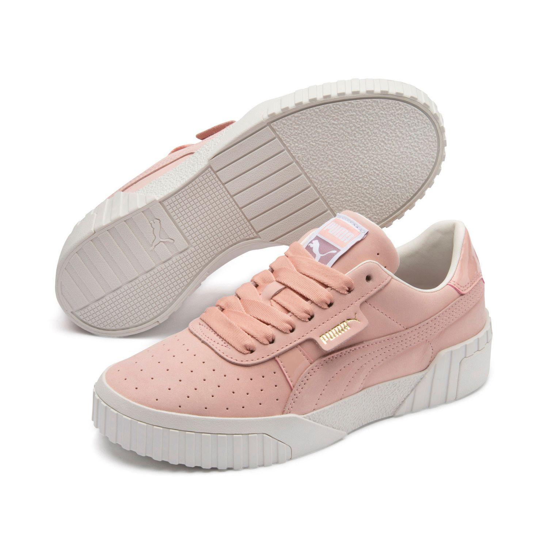 Puma Cali Nubuck Damen Sneaker – Bild 2