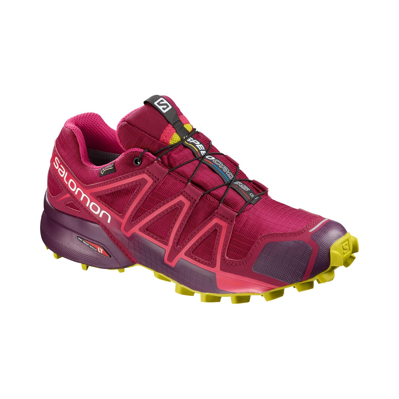 Salomon Speedcross 4 GTX W Damen Trail Laufschuhe