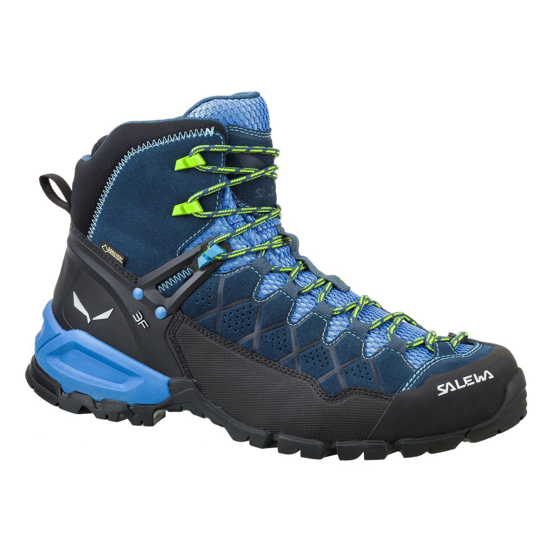 Détails sur Salewa Ms Alp Basket Mid GTX Hommes Chaussures de Montagne