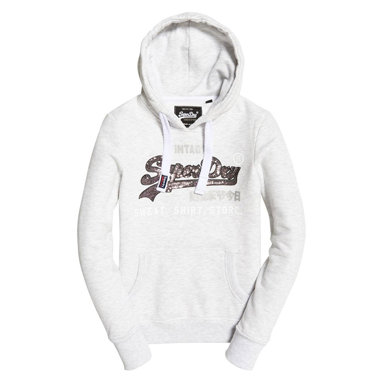 Superdry Shirt Shop Damen Hoodie