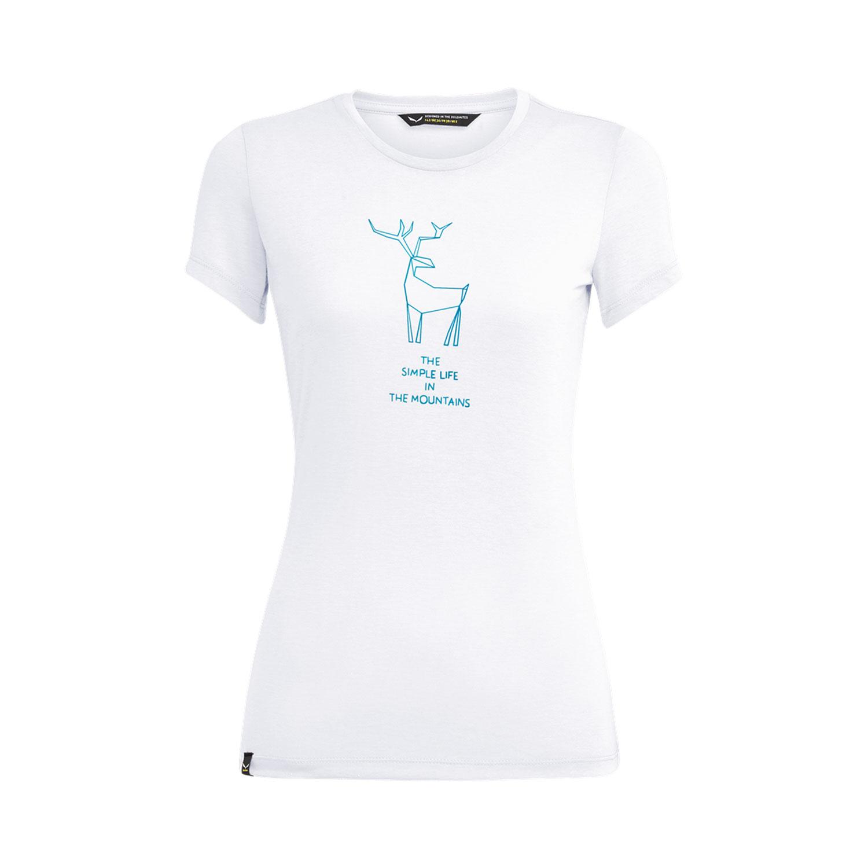 Salewa Deer Dri-Release Damen T-Shirt