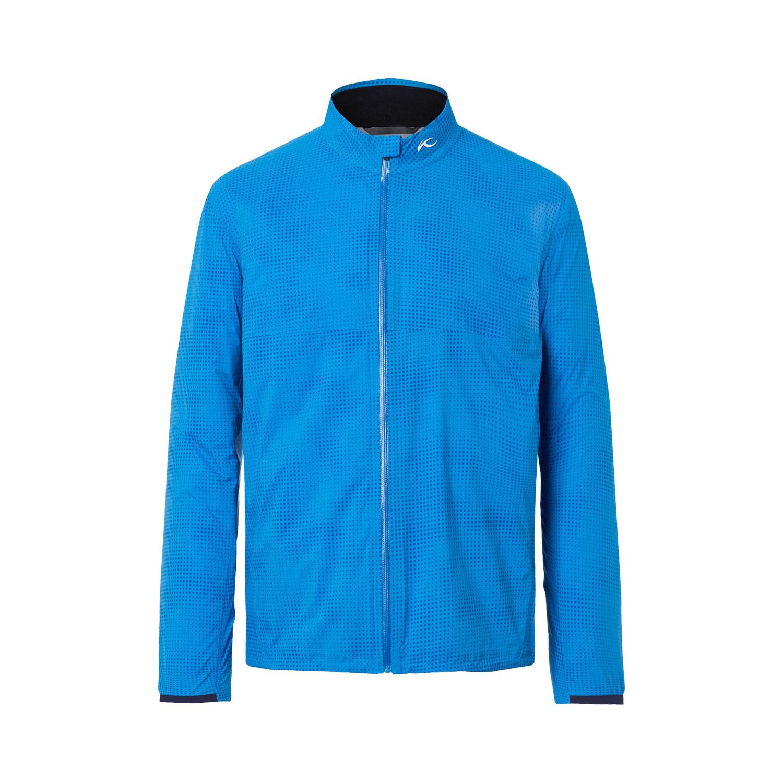 Kjus Dexter 2,5L Printed Jacket Herren Golfjacke – Bild 1