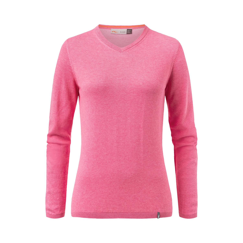 Kjus Kicki V-Neck Damen Pullover – Bild 1