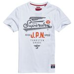 Superdry High Speed Heritage Classic Herren T-Shirt