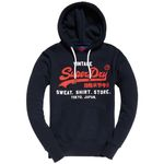 Superdry Sweat Shirt Shop Duo Herren Hoodie 001