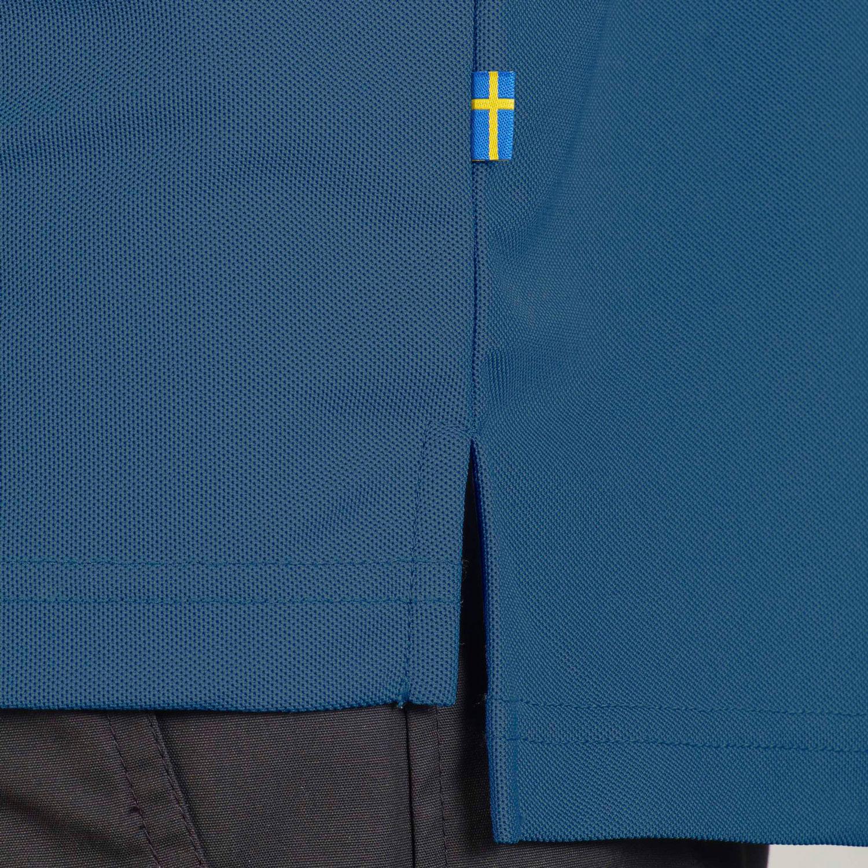 Fjällräven Crowley Pique Herren Polo Shirt – Bild 4