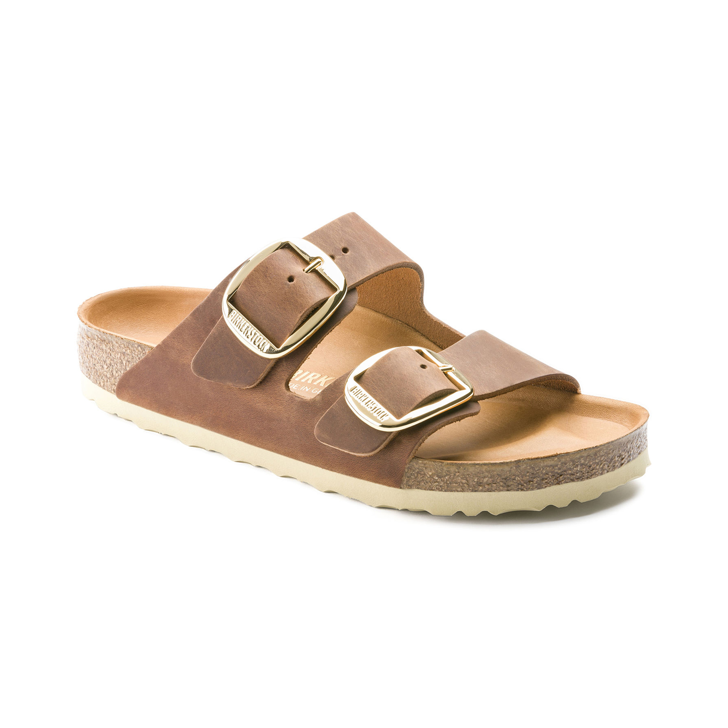 Birkenstock Arizona Big Buckle FL Damen Pantoletten