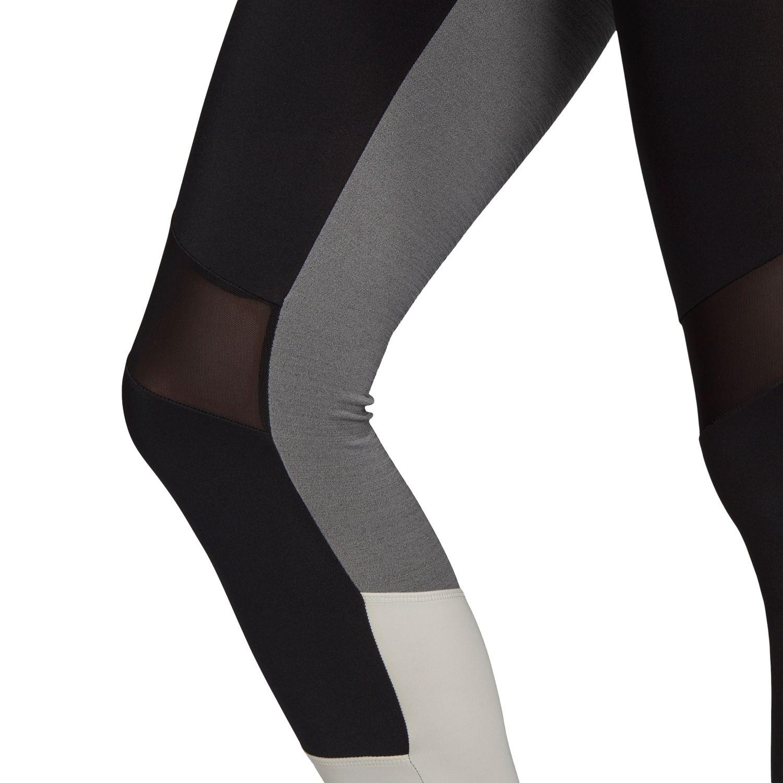 adidas Design 2 Move Colourblock High-Rise Damen 7/8-Tight – Bild 5
