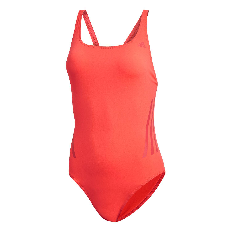 adidas Pro V 3-Streifen Damen Badeanzug – Bild 1