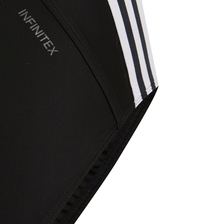 adidas Athly V 3-Streifen Kinder Badeanzug – Bild 5