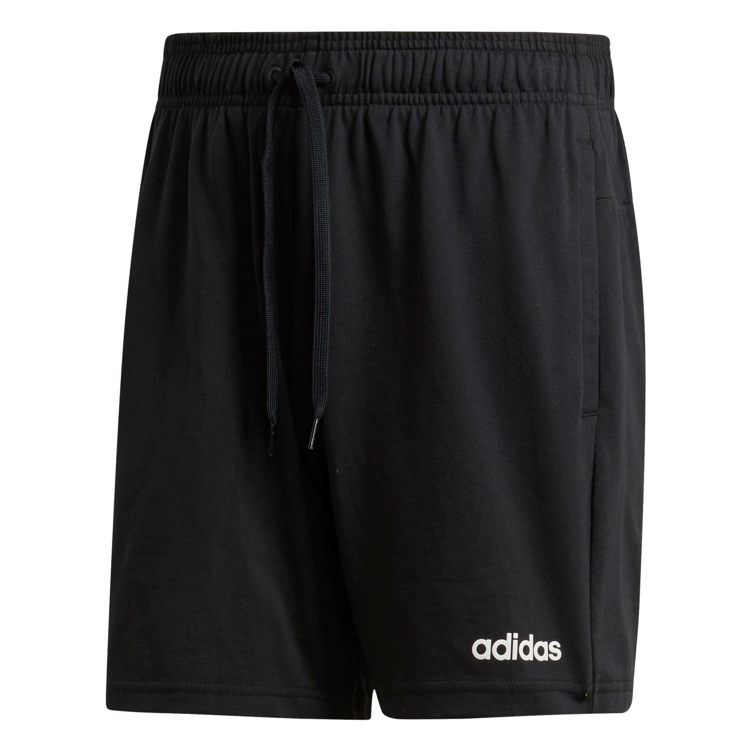 adidas Essentials Plain Single Jersey Herren Shorts – Bild 1