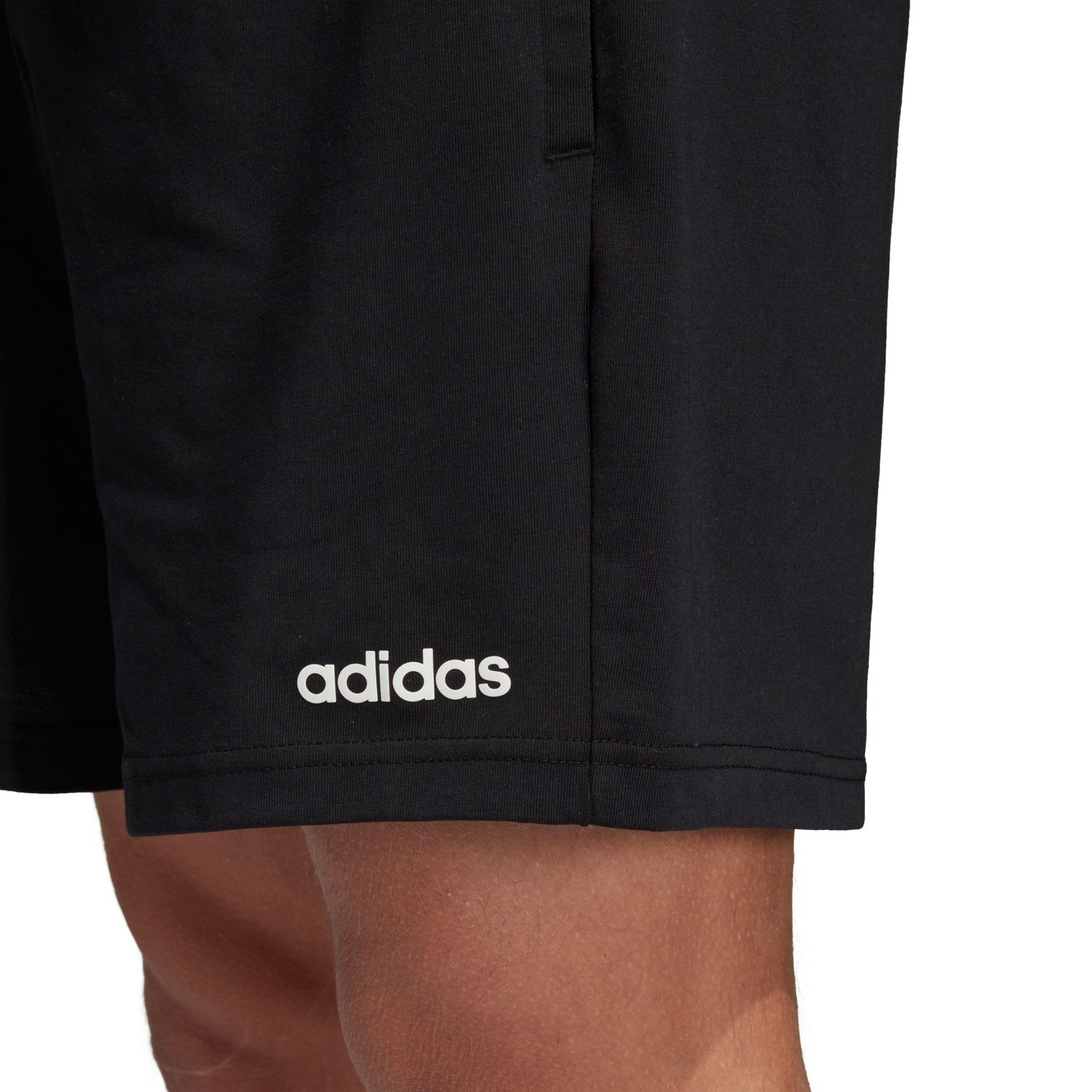 adidas Essentials Plain Single Jersey Herren Shorts – Bild 5