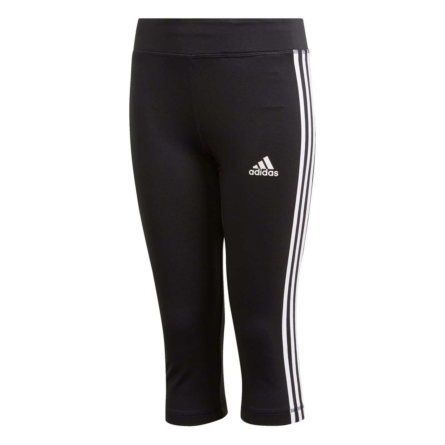 adidas Equipment 3-Streifen Kinder 3/4 Tight Leggings – Bild 1
