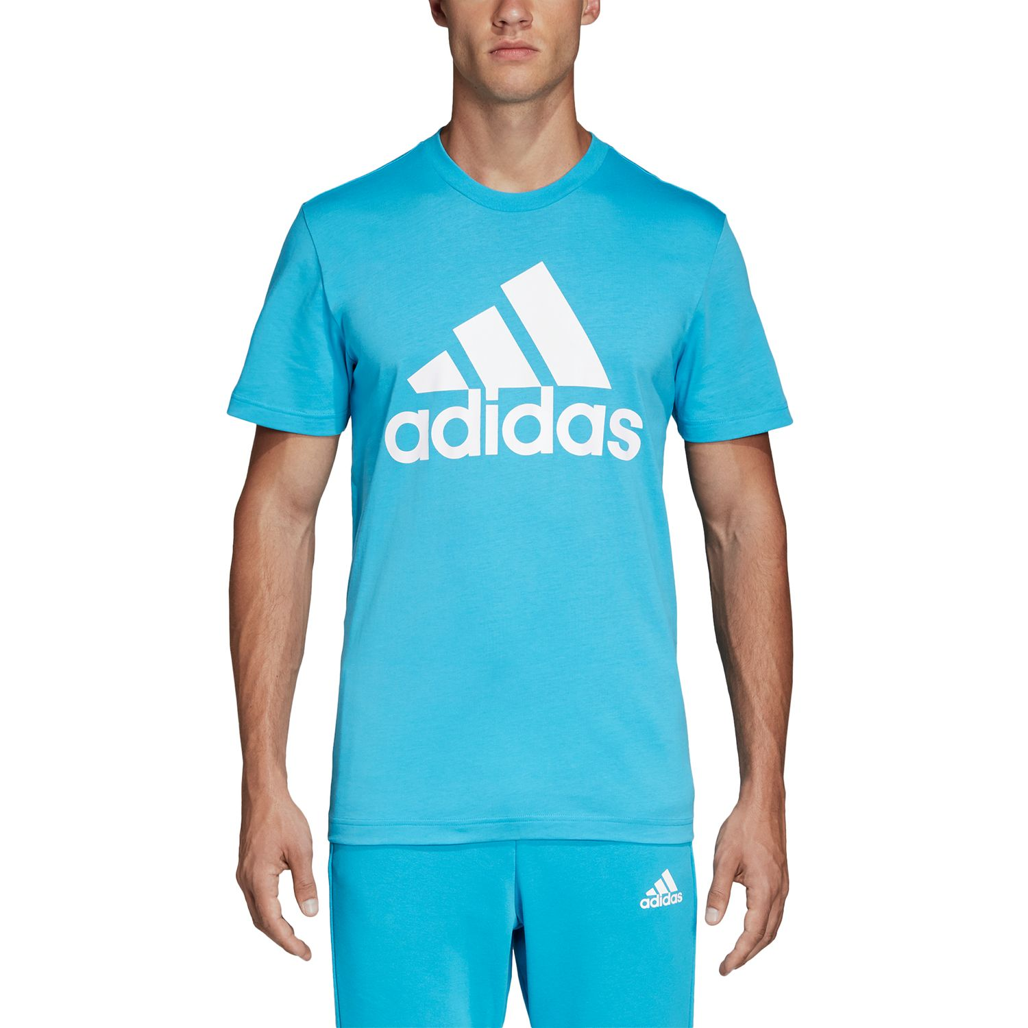 adidas Must Haves Badge of Sport Herren T-Shirt – Bild 3