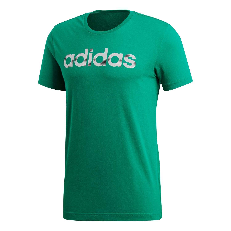 adidas Sliced Linear Herren T-Shirt – Bild 1