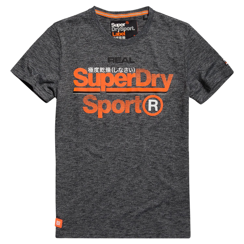 Superdry Sports Swoosh Herren T-Shirt