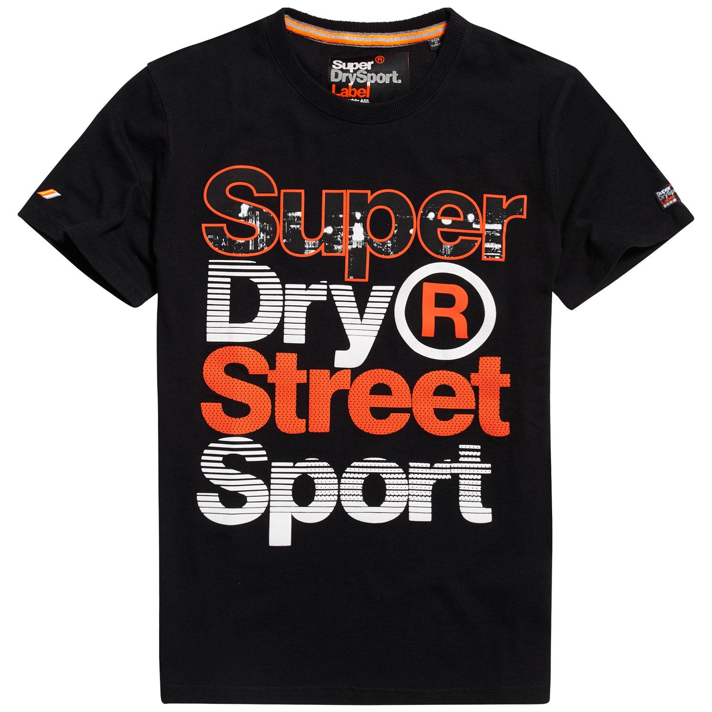 Superdry Street Sport Herren T-Shirt