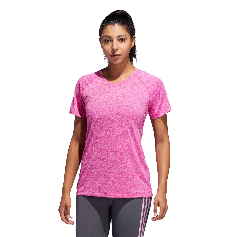 Adidas Prime 3S Damen Trainingsshirt – Bild 3