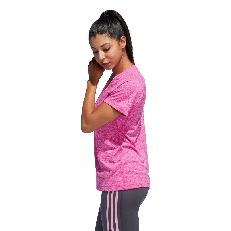 Adidas Prime 3S Damen Trainingsshirt – Bild 4