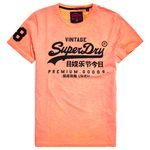 Superdry Premium Goods Mid Weight Herren T-Shirt