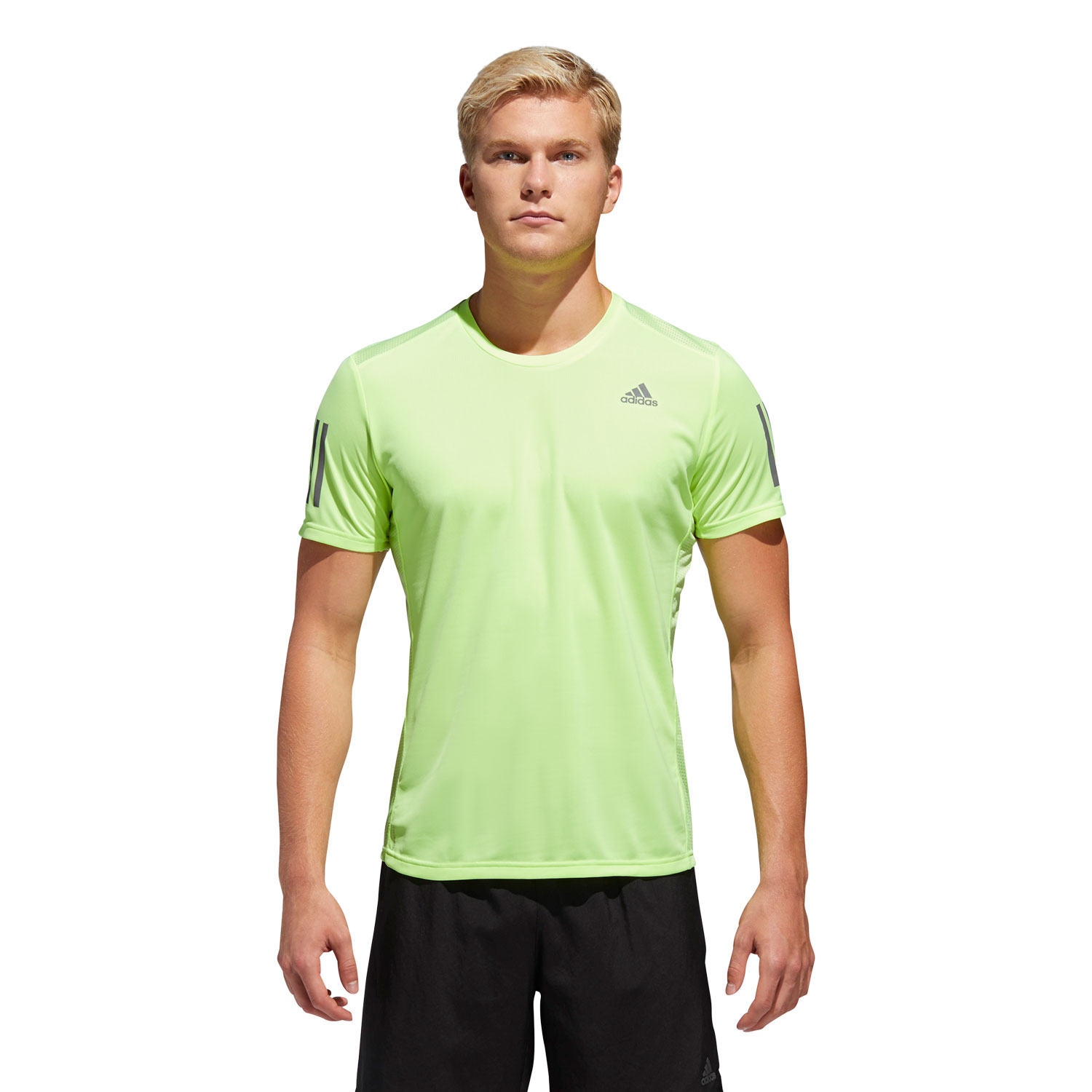 Adidas Own the Run Herren Laufshirt – Bild 3