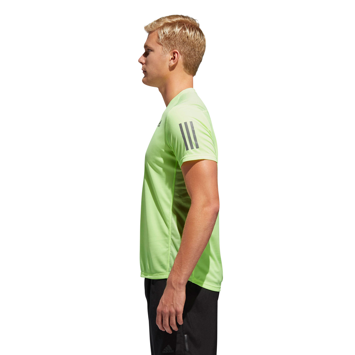 Adidas Own the Run Herren Laufshirt – Bild 4