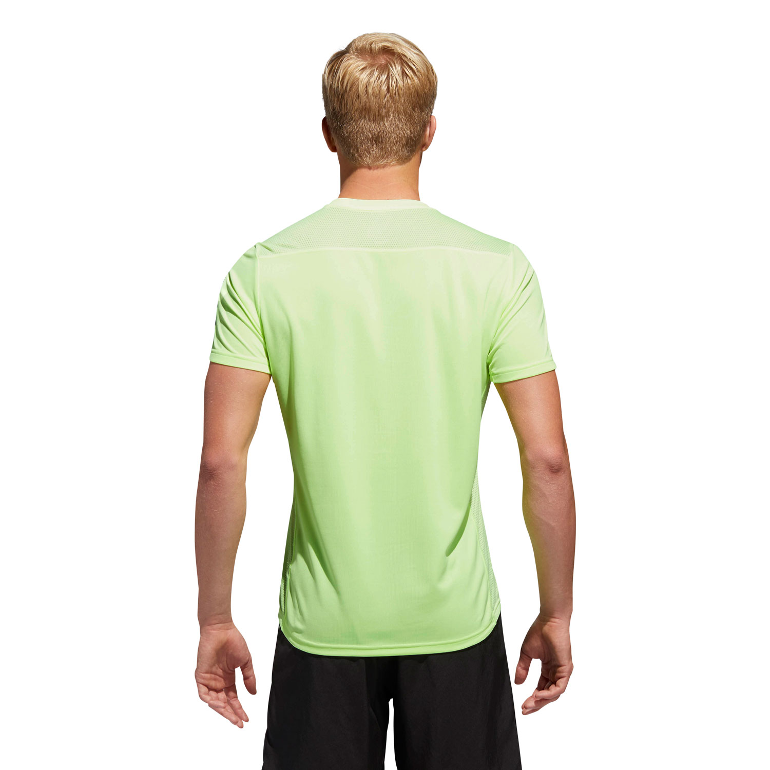 Adidas Own the Run Herren Laufshirt – Bild 5