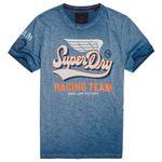 Superdry High Flyers Slub Herren T-Shirt
