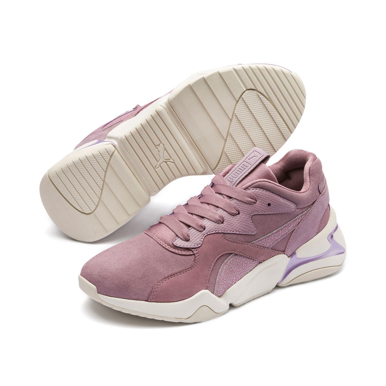 Puma Nova Pastel Grunge Damen Sneaker – Bild 2