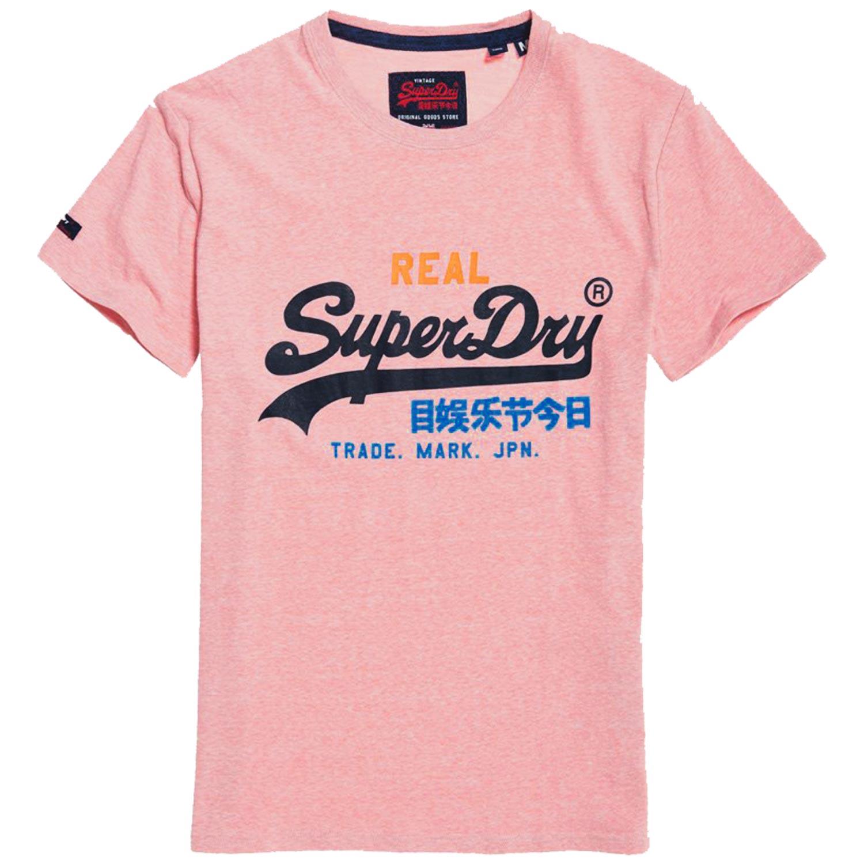 Superdry Vintage Logo Tri-Colour Herren T-Shirt
