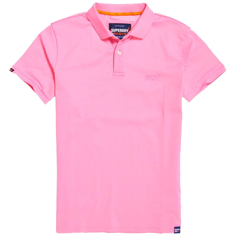 Superdry Classic Micro Pique Herren Polohemd T-Shirt