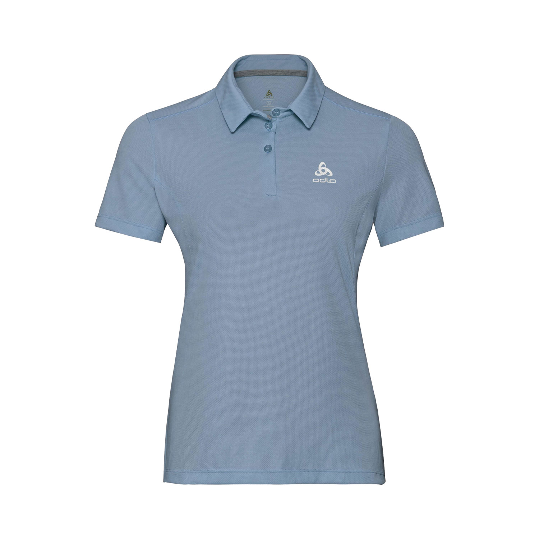 12728f6ac9b532 Odlo F-Dry Damen Poloshirt