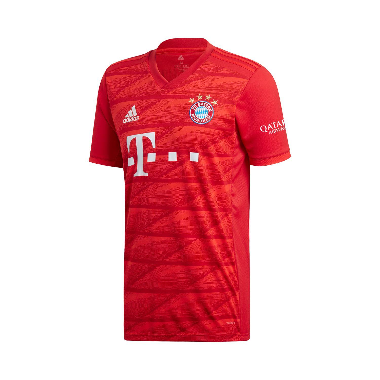 adidas FC Bayern München Herren Home Trikot 2019/2020