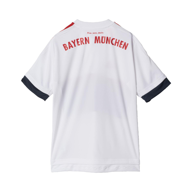 Adidas FCB Away Jersey FC Bayern Kinder Auswärtstrikot – Bild 2
