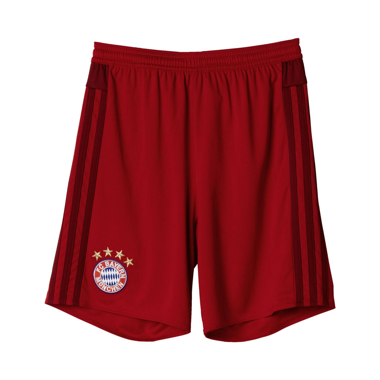Adidas FCB Home Short FC Bayern Kinder Heim Short – Bild 1