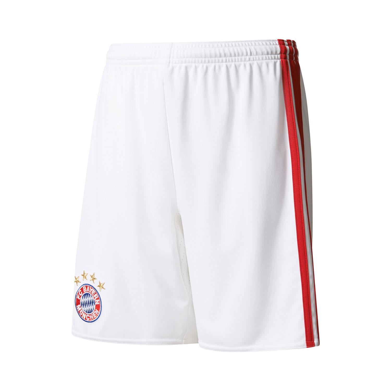 Adidas FCB Home Short FC Bayern Kinder Heim Short