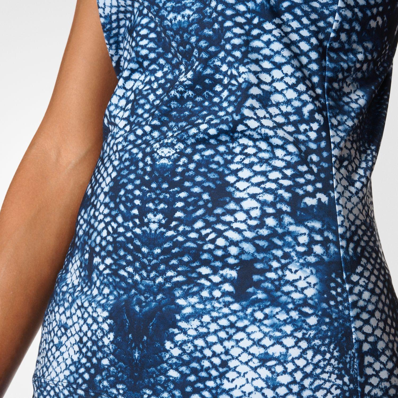 adidas Speed fitted Tank Print Damen Top – Bild 6