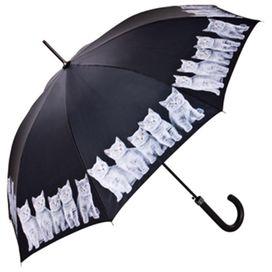 VON LILIENFELD Kartäuserkatze Katzen Schirm Regenschirm