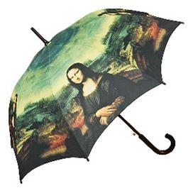 VON LILIENFELD Mona Lisa Leonardo da Vinci Regenschirm Schirm