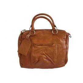 Cowboysbag Londonderry Tasche cognac braun vintage