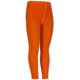 4funkyflavours Bulls On Parade Leggings,orange