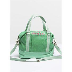 Blutsgeschwister polarlight handbag Handtasche, fen green
