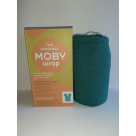 moby Bamboo Tragetuch,Teal