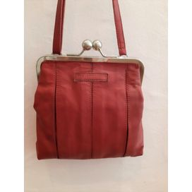 Sticks and Stones Handtasche Luxembourg, cherry red
