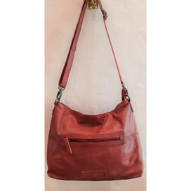 Sticks and Stones Paris Bag Handtasche, cherry rot